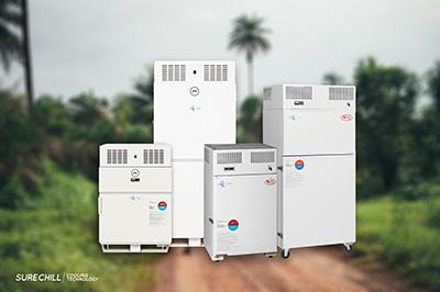 Medical solar refrigerator - Vaccines solar fridge