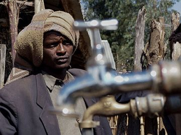 SINES - Water supply in Africa