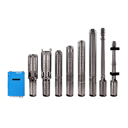 SINES - Lorentz - submersible solar pump