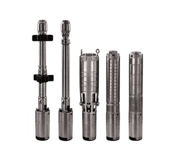 SINES - submersible solar pump